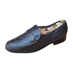 Loafers BARKER Gray, charcoal