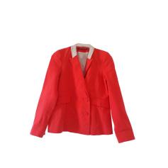 Blazer, veste tailleur COMPTOIR DES COTONNIERS Rouge, bordeaux