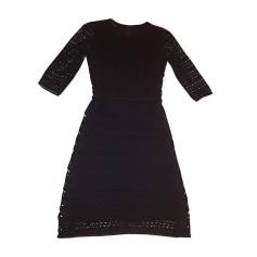 Mini Dress BURBERRY Black