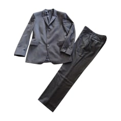 Complete Suit THIERRY MUGLER Gray, charcoal