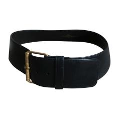Wide Belt PIERRE BALMAIN Black