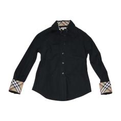 Shirt BURBERRY Black