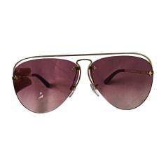 Sonnenbrille LOUIS VUITTON Pink,  altrosa