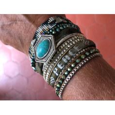 Bracelet HIPANEMA Kaki