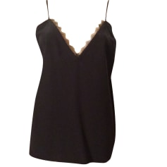 Tops, T-Shirt THE KOOPLES Schwarz