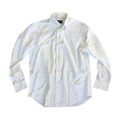 Camicia EMPORIO ARMANI Bianco, bianco sporco, ecru