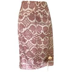 Midi Skirt DAY BIRGER ET MIKKELSEN Pink, fuchsia, light pink