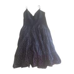 Midi Dress RALPH LAUREN Blue, navy, turquoise
