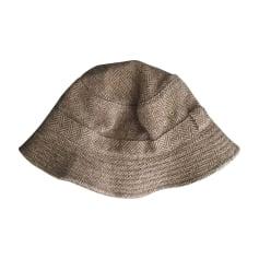 Hat RALPH LAUREN Brown