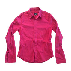 Camicia JUST CAVALLI Rosso, bordeaux