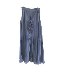 Robe courte BELLEROSE Bleu, bleu marine, bleu turquoise