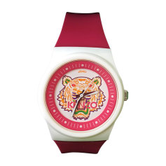 Wrist Watch KENZO Pink, fuchsia, light pink