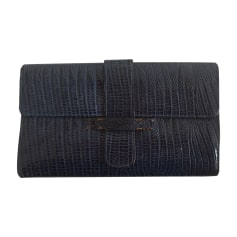 Wallet ROBERT CLERGERIE Blue, navy, turquoise