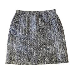 Mini Skirt BALENCIAGA Blue, navy, turquoise