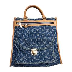 Sacs en tissu Louis Vuitton Femme Denim, jean   articles luxe ... 25cf2e2052f