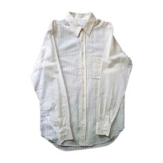 Shirt CERRUTI 1881 White, off-white, ecru