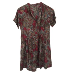 Mini Dress COMPTOIR DES COTONNIERS Multicolor