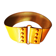 Wide Belt CHLOÉ Yellow