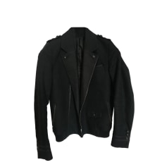 Cabanjacke THE KOOPLES Schwarz
