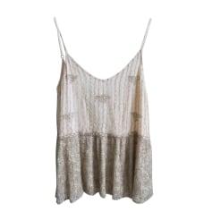 Tops, T-Shirt BA&SH Nude