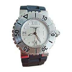 Wrist Watch CHAUMET Black