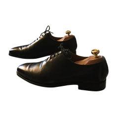 Lace Up Shoes CROCKETT & JONES Black