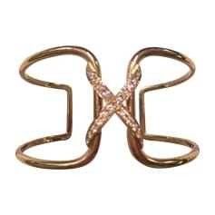 Bracelet CHAUMET Doré, bronze, cuivre