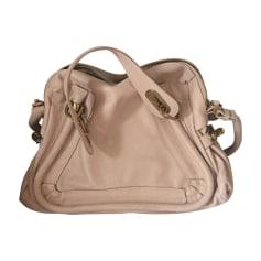 Leather Shoulder Bag CHLOÉ Pink, fuchsia, light pink