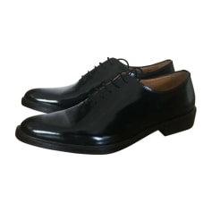 Lace Up Shoes GIVENCHY Black