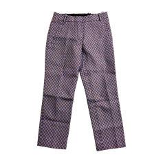 Straight Leg Pants LOUIS VUITTON Multicolor