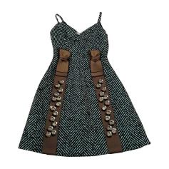 Mini Dress PRADA Multicolor