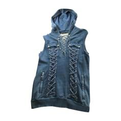 Sweat BALMAIN Blau, marineblau, türkisblau