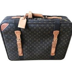 Leather Oversize Bag LOUIS VUITTON Beige, camel
