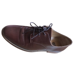 Lace Up Shoes BOBBIES Brown