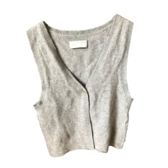 Sleeveless Vest ZADIG & VOLTAIRE Gray, charcoal