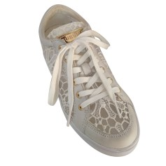 Lace Up Shoes GUESS White, off-white, ecru