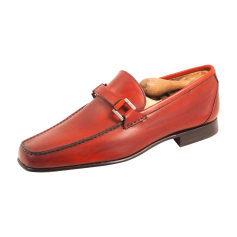 Loafers FRATELLI ROSSETTI Red, burgundy