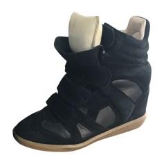 Sneakers ISABEL MARANT Bekett Black