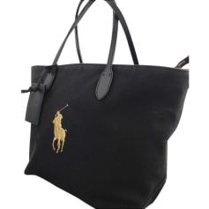 Non-Leather Handbag RALPH LAUREN Black