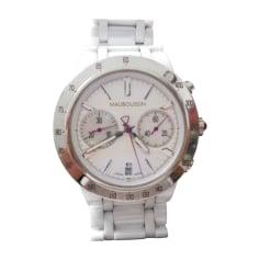 Sport Watch MAUBOUSSIN White, off-white, ecru