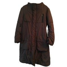 Coat IKKS Brown