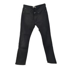 Straight-Cut Jeans  ACNE Grau, anthrazit