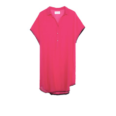 Tunic Dress ZADIG & VOLTAIRE Pink, fuchsia, light pink