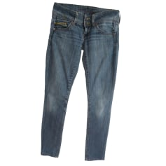 Skinny Jeans TOMMY HILFIGER Blue, navy, turquoise
