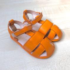 Sandals EASY PEASY Orange