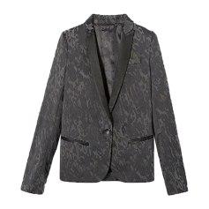 Blazer, veste tailleur IKKS Kaki