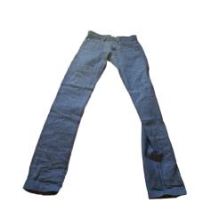 Jeans slim BONNE GUEULE Argenté, acier