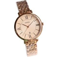 Wrist Watch FOSSIL Golden, bronze, copper
