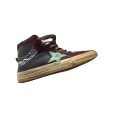 Baskets GOLDEN GOOSE Anthracite