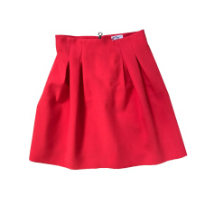 Gonna corta CLAUDIE PIERLOT Corail